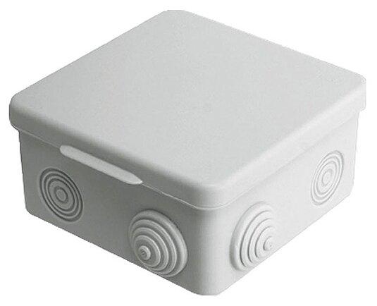 Распределительная коробка TDM ЕLECTRIC SQ1401-0512 наружный монтаж 80x80 мм