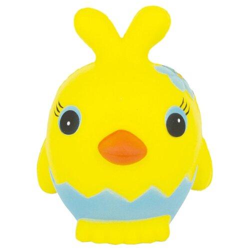 Игрушка-мялка Dolemikki Ципленок WJ0078 желтый