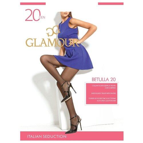 Колготки Glamour Betulla 20 den, размер 2-S, miele (бежевый) колготки glamour betulla 20 den размер 5 xl nero черный