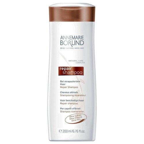 Annemarie Borlind шампунь Repair Shampoo Восстанавливающий, 200 мл