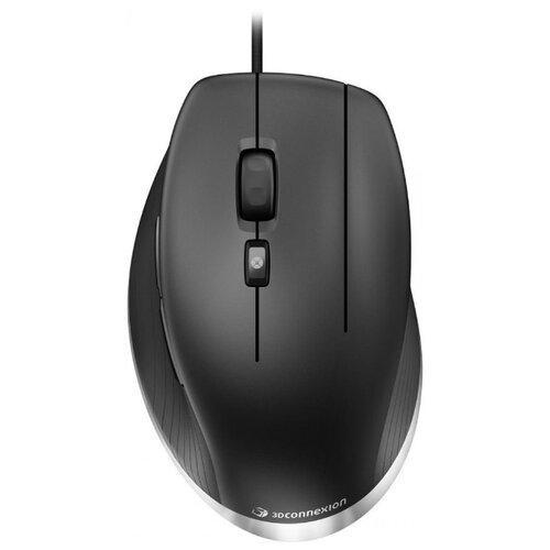 Мышь 3Dconnexion CadMouse черный.