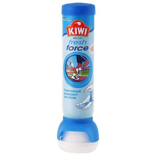 Kiwi Fresh force освежающий дезодорант для обуви
