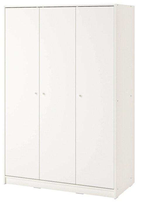 Шкаф для одежды IKEA Клеппстад 404.417.61 — купить по выгодной цене на Яндекс.Маркете
