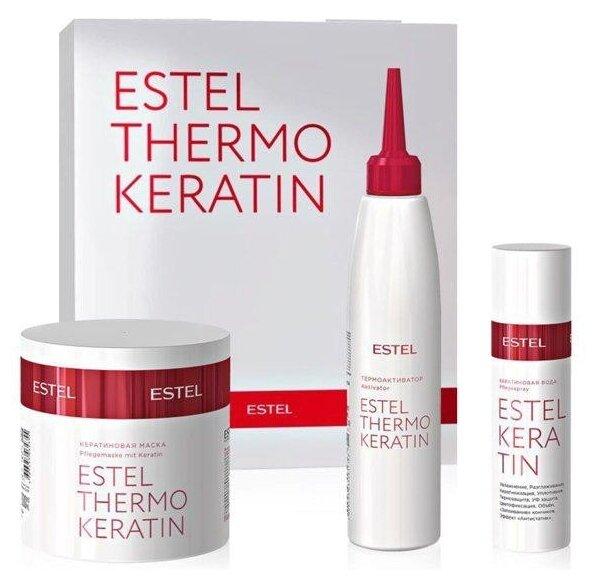 Estel Professional THERMOKERATIN Набор для кератинового восстановления волос