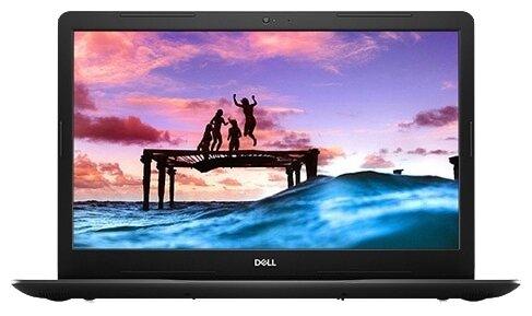 """Ноутбук DELL Inspiron 3780 (Intel Core i5 8265U 1600 MHz/17.3""""/1920x1080/8GB/1128GB HDD+SSD/DVD-RW/AMD Radeon 520/Wi-Fi/Bluetooth/Linux)"""
