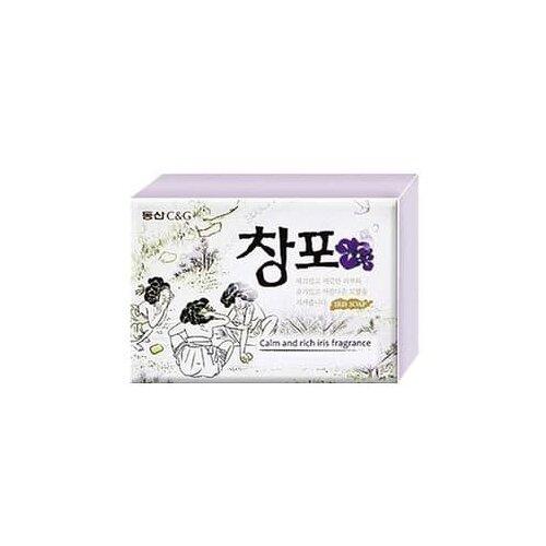 Мыло кусковое Clio New Iris Soap, 100 г