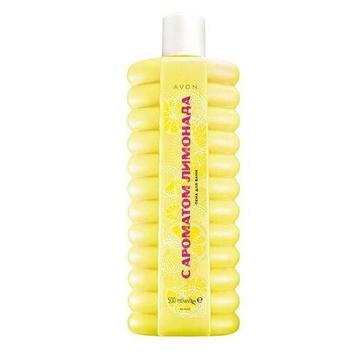 Купить AVON Пена для ванны Bubble Bath с ароматом лимонада 61527, 500 мл