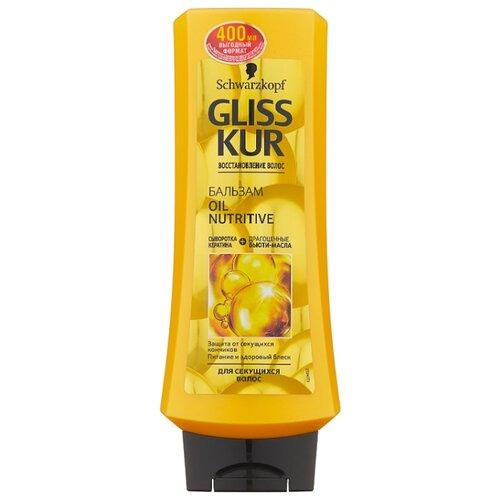 Gliss Kur бальзам Oil Nutritive, 400 мл gliss kur бальзам oil nutritive 200 мл