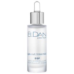 Eldan Cosmetics Premium age-out treatment EGF intercellular essence Активная регенерирующая сыворотка