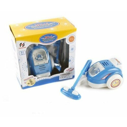Пылесос Shantou Gepai Mini Household 3521-6 голубой/белый внедорожник shantou gepai 6149d dt 20 см голубой белый