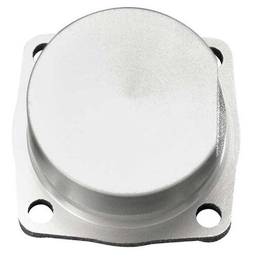 Купить Задняя стенка картера O.S. Engines COVER PLATE 55AX серебристый, Комплектующие и аксессуары для машинок и радиоуправляемых моделей