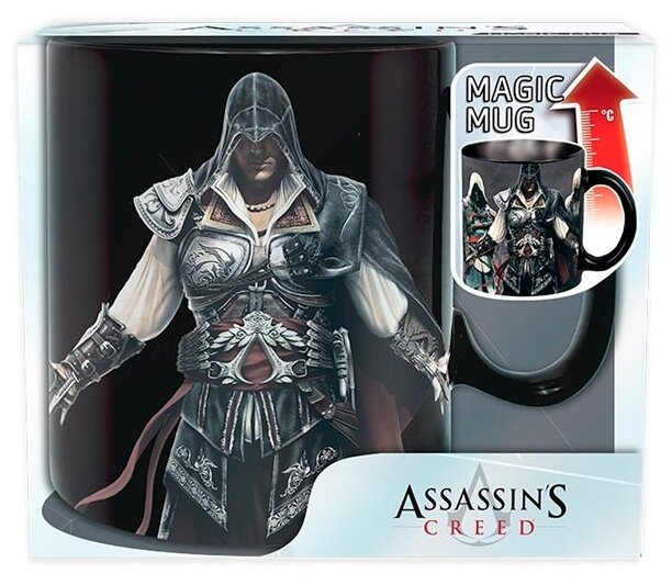 ABYstyle Кружка Assassin's Creed: Group (HC)