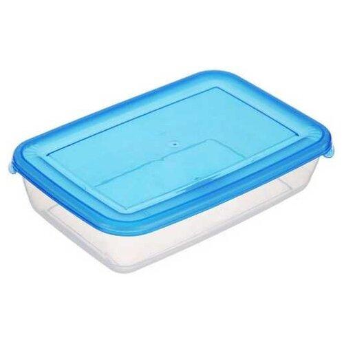 Контейнер для СВЧ Лайт, прямоугольный, 4 литра oriental way контейнер прямоугольный для свч neoway enjoy cp1022a синий