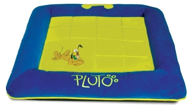 Лежак для собак Triol Disney Pluto-2 56х56х8 см