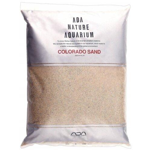 Грунт ADA Colorado sand, 8 кг бежевый