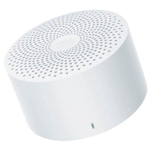 Портативная акустика Xiaomi Mi Compact Bluetooth Speaker 2 белый