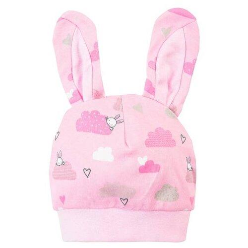 Купить Шапка KotMarKot размер 48, розовый, Головные уборы
