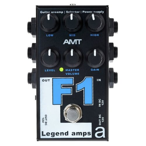 AMT Electronics Предусилитель F1 Legend Amps 1 шт.