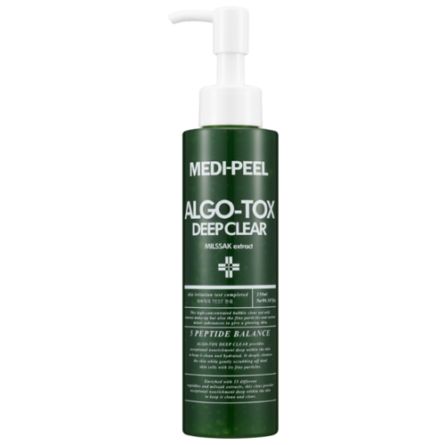 MEDI-PEEL очищающее средство 2 в 1 Algo-TOX Deep Clear, 150 мл набор medi peel premium daily