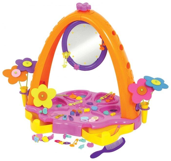 Туалетный столик Полесье Юная принцесса в пакете (4090)