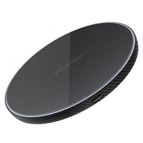 Купить Беспроводная сетевая зарядка Borofone BQ2 черный