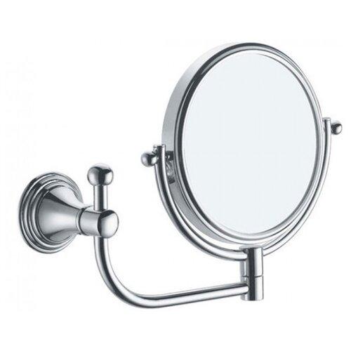 Зеркало косметическое настенное Fixsen Best FX-71621 хром