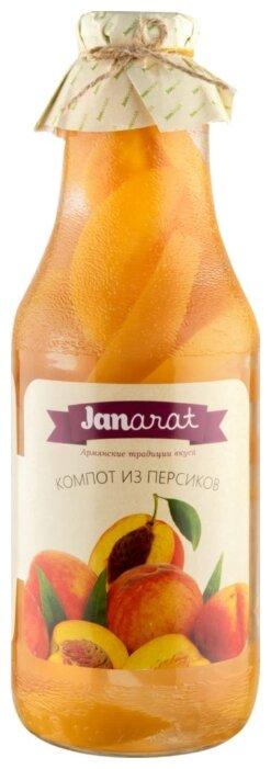 Компот из персиков Janarat 1000 мл