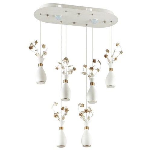 Люстра светодиодная Odeon light Carolis 4035/36L, LED, 36 Вт