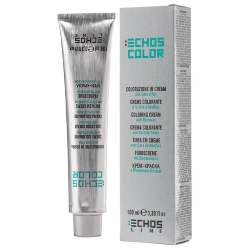 Echosline Echos Color крем-краска на основе пчелиного воска, 3.0 интенсивный темно-каштановый, 100 мл  - Купить
