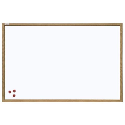Купить Доска магнитно-маркерная 2x3 TS456 (45х60 см) коричневый/белый, Доски