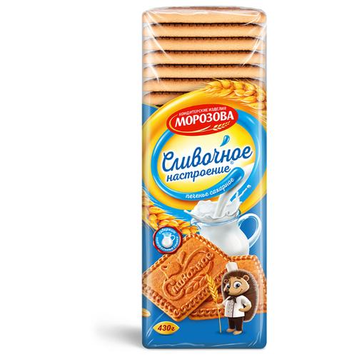 Печенье Кондитерские изделия Морозова Сливочное настроение, 430 г фото