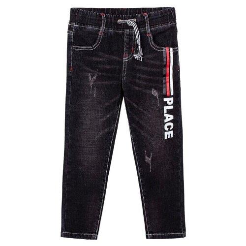 Джинсы playToday размер 116, темно-серый джинсы rica lewis ц серый р 30