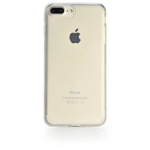 Купить Чехол Gurdini для Apple iPhone 7 Plus/iPhone 8 Plus (силикон прозрачный) бесцветный