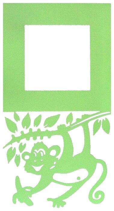 Наклейка на стену Мальчик или Девочка 10 см х 11 см