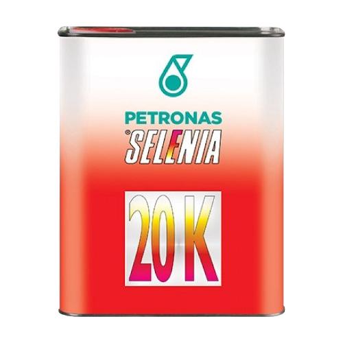 Полусинтетическое моторное масло Selenia 20K 10W-40, 2 л по цене 929