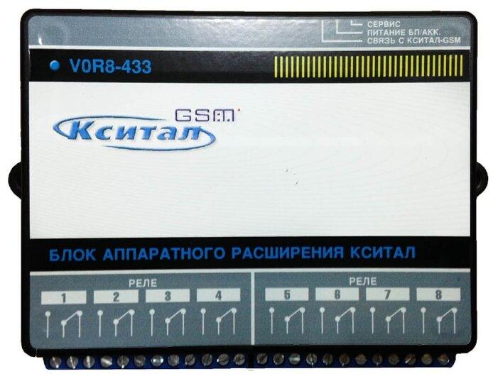 Блок управления КСИТАЛ V0R8-433