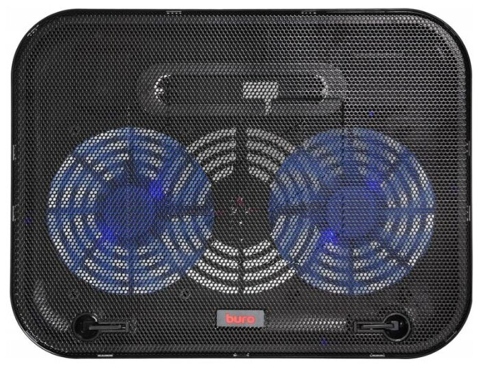 Подставка для ноутбука Buro BU-LCP140-B214H