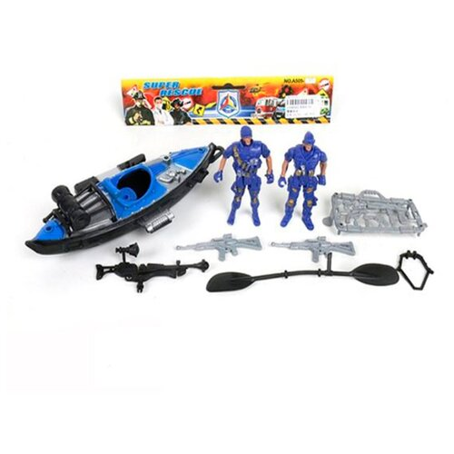 Купить Игровой набор Shantou Gepai Полиция A50-511, Игровые наборы и фигурки