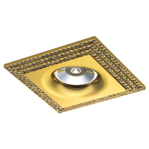 Встраиваемый светильник Lightstar 011982 светильник italline dl 2633 black
