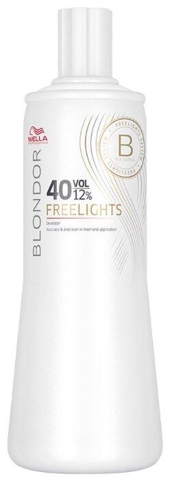 Wella Professionals Blondor окислитель Freelights, 12%