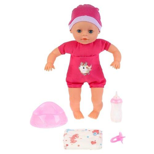 Купить Интерактивный пупс Карапуз Сашенька, 35 см, Y35STWT-DP-BB-IC-RU, Куклы и пупсы