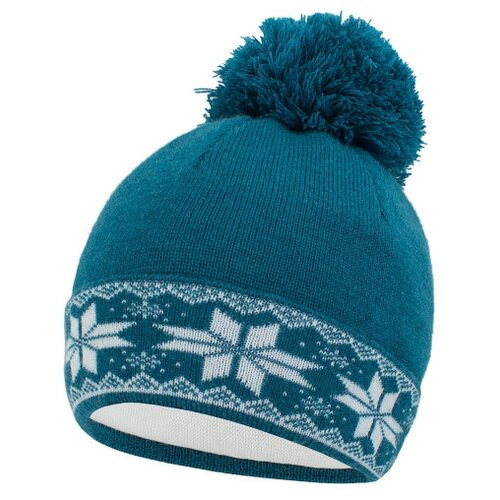 Шапка Prikinder размер 52-54, Изумруд шапка бини prikinder размер 52 54 джинса