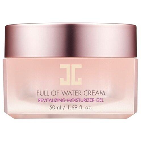 JAYJUN COSMETIC Full Of Water Cream Увлажняющий крем-гель для лица с комплексом из натуральных экстрактов, 50 мл jayjun cosmetic тканевая маска purple fragrance на основе растительных экстрактов 250 мл 10 шт