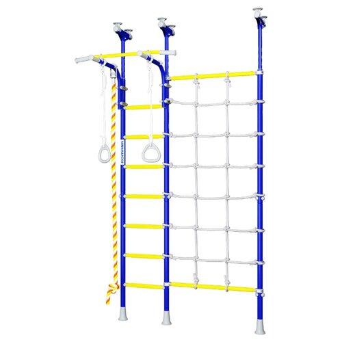 Купить Спортивно-игровой комплекс ROMANA R3 синяя слива, Игровые и спортивные комплексы и горки