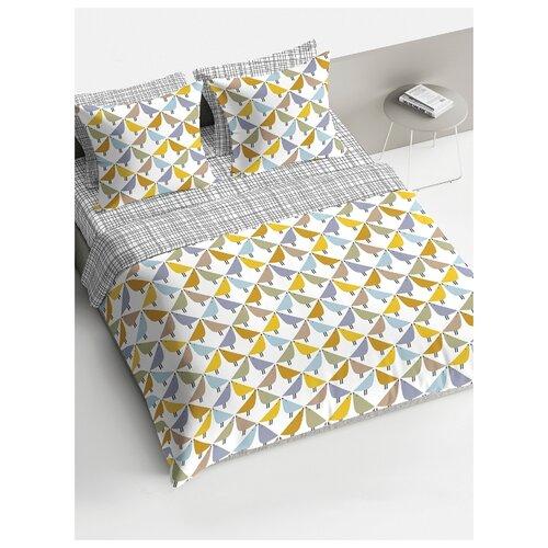 Комплект постельного белья евро Браво Мелисса