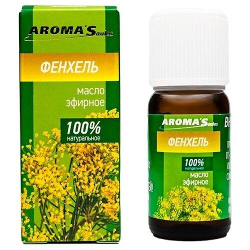 AROMA'Saules эфирное масло Фенхель, 10 мл