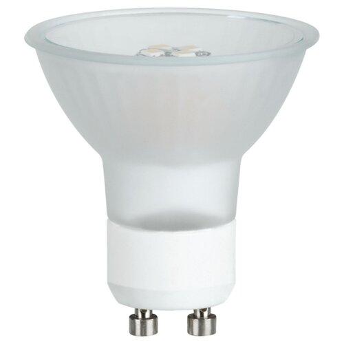 Лампа светодиодная Paulmann 28536, GU10, 4Вт лампа светодиодная paulmann 28224 gu10 3вт