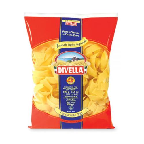 Divella Макароны Pappardelle 100, 500 г