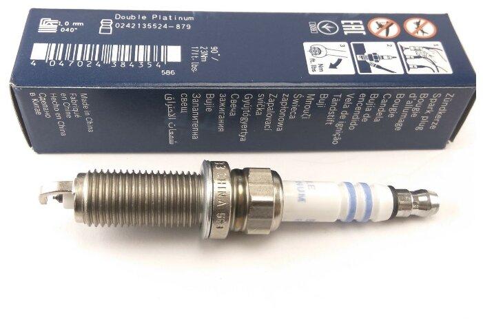 Свеча зажигания Bosch VR7SPP33 (0 242 135 524)