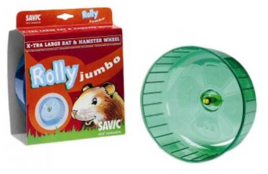 Savic Колесо пластиковое для грызунов без подставки